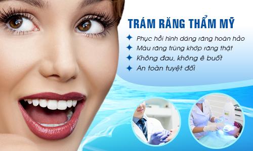 Phục hồi răng bị mẻ 2