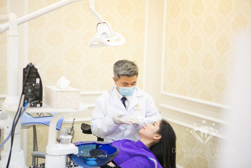 Làm răng sứ ntn